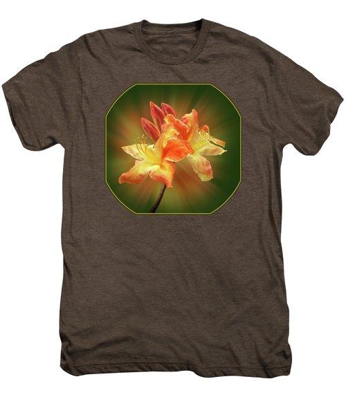 Sunburst Orange Azalea Men's Premium T-Shirt