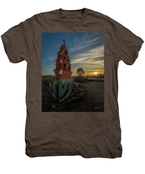 Sunrise At San Miguel Men's Premium T-Shirt