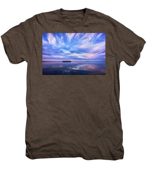 Sunset Awe Men's Premium T-Shirt