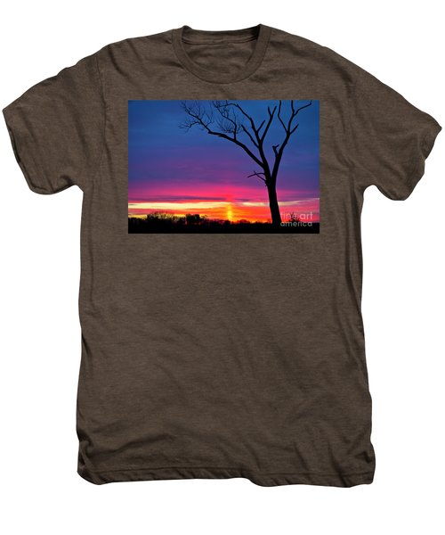Sunset Sundog  Men's Premium T-Shirt