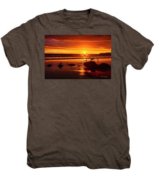 Sunset Surprise Men's Premium T-Shirt