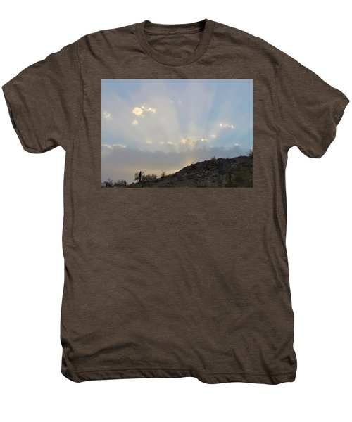 Suntensed Men's Premium T-Shirt