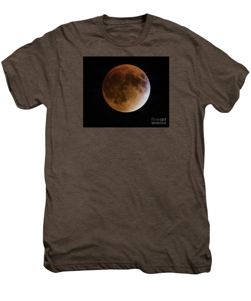 Super Blood Moon Lunar Eclipses Men's Premium T-Shirt
