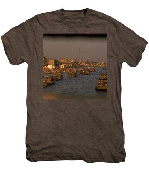 Suzhou Grand Canal Men's Premium T-Shirt