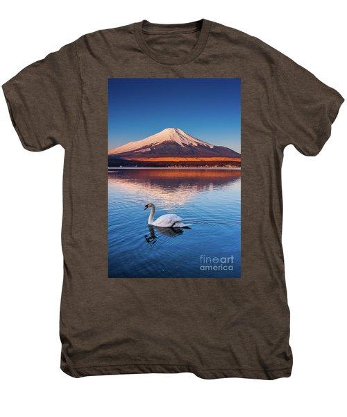 Swany Men's Premium T-Shirt by Tatsuya Atarashi