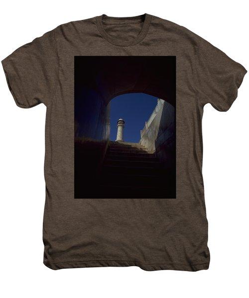 Taj Mahal Detail Men's Premium T-Shirt