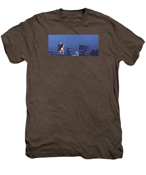 Takin' On Boston Men's Premium T-Shirt