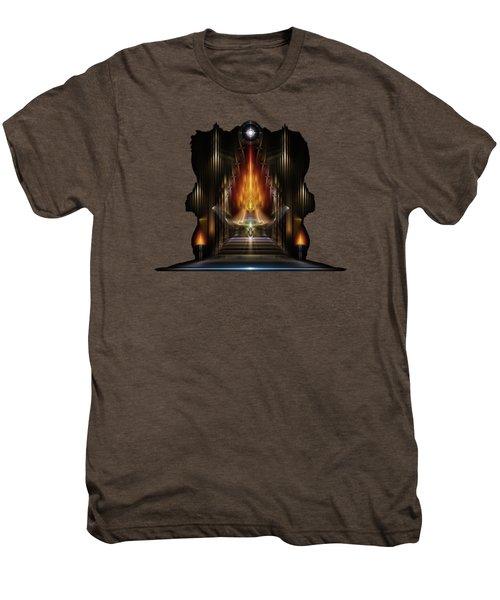Temple Of Golden Fire Men's Premium T-Shirt