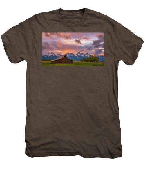 Teton Blaze Men's Premium T-Shirt