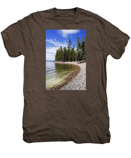 Teton Shore Men's Premium T-Shirt