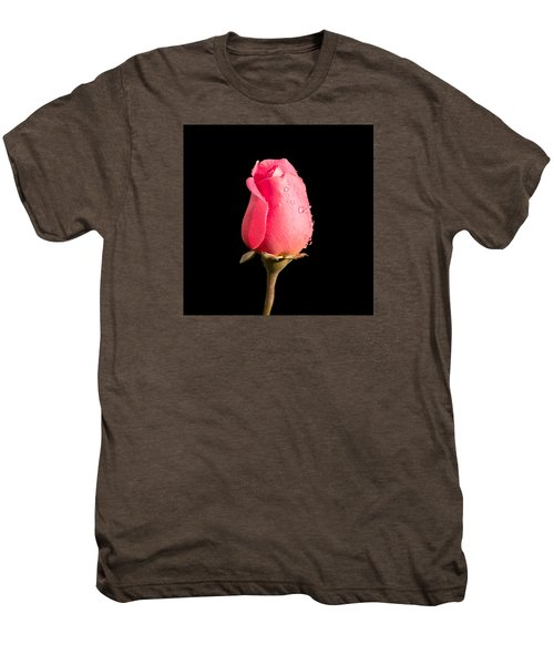 The Beauty Of A Rose Men's Premium T-Shirt