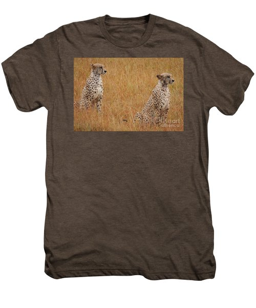 The Cheetahs Men's Premium T-Shirt