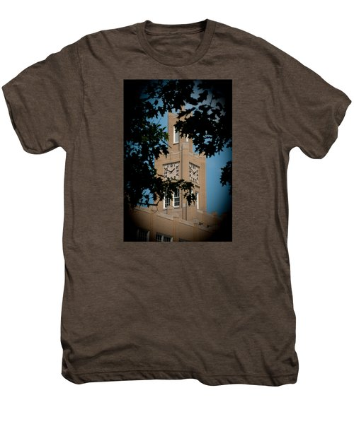 The Clock Tower Men's Premium T-Shirt