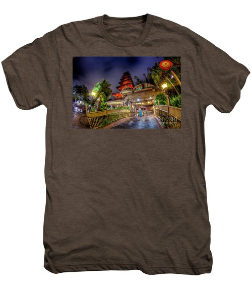 The Enchanted Tiki Room Men's Premium T-Shirt