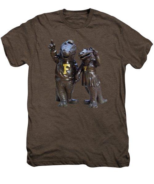 The Gators Transparent For T Shirts Men's Premium T-Shirt by D Hackett