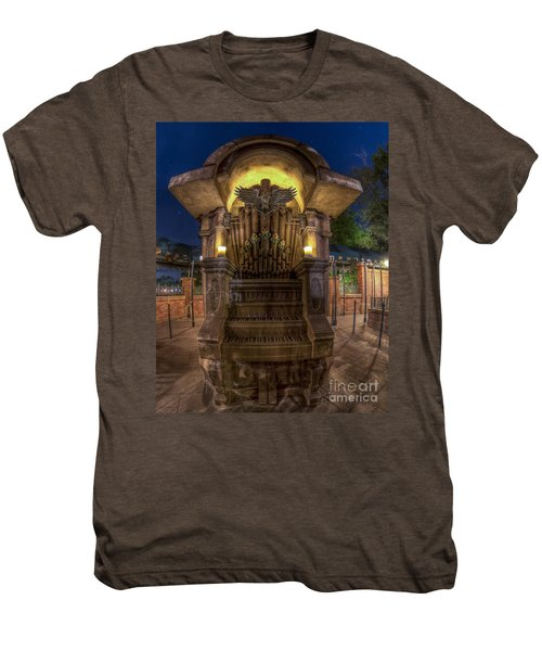 The Haunted Organ Men's Premium T-Shirt