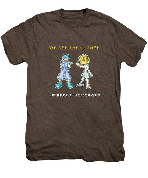 The Kids Of Tomorrow Toby And Daphne Men's Premium T-Shirt