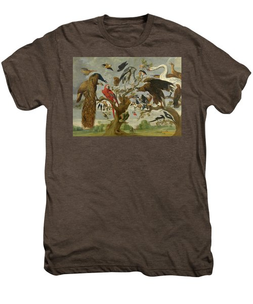 The Mockery Of The Owl Men's Premium T-Shirt