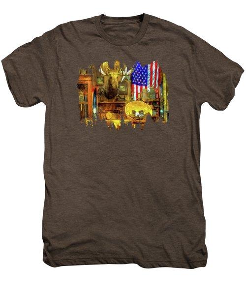 The Moose Men's Premium T-Shirt