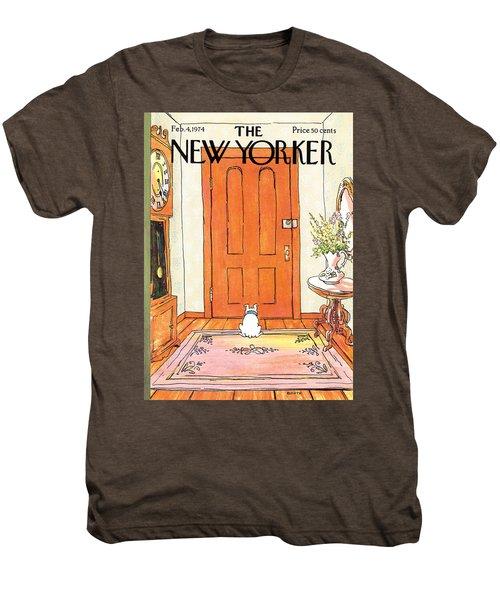 The Long Wait Men's Premium T-Shirt