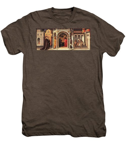 The Presentation In The Temple Men's Premium T-Shirt