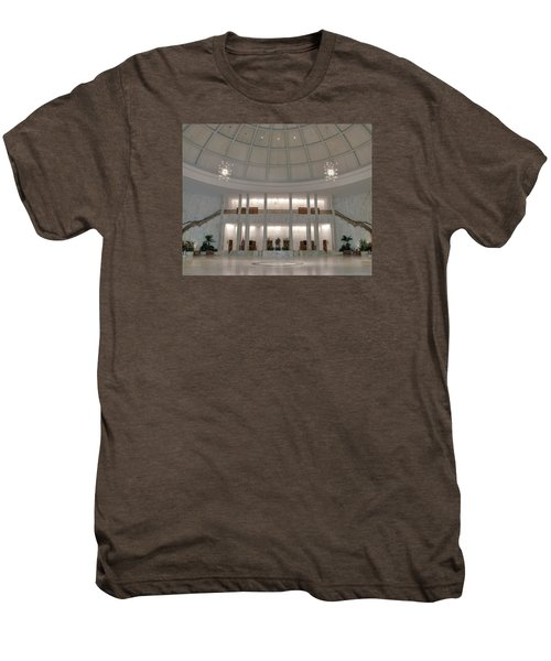 The Rotunda 8 X 10 Crop Men's Premium T-Shirt