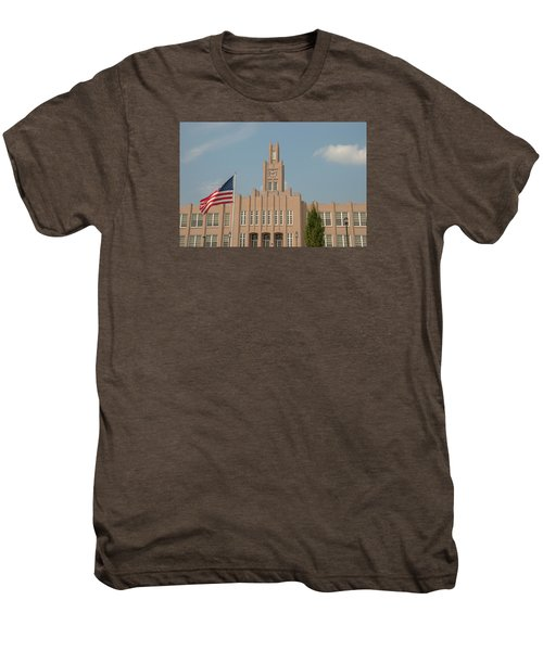 The School On The Hill Men's Premium T-Shirt