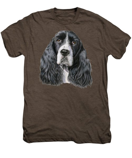 The Springer Spaniel Men's Premium T-Shirt