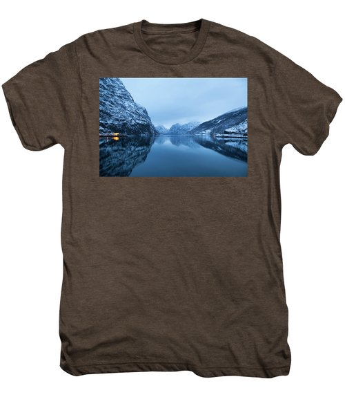 The Stillness Of The Sea Men's Premium T-Shirt