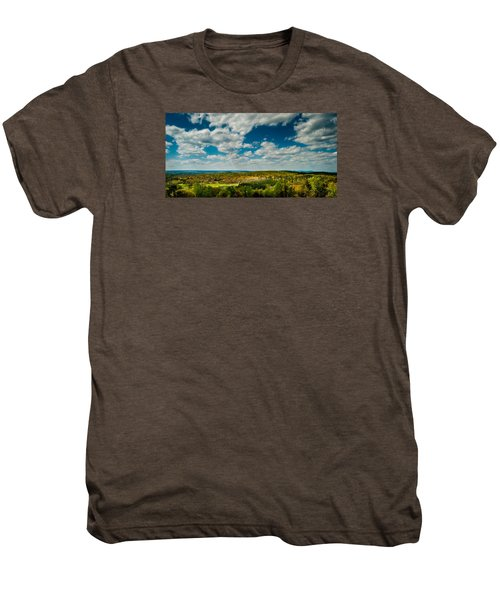 The Valley Men's Premium T-Shirt