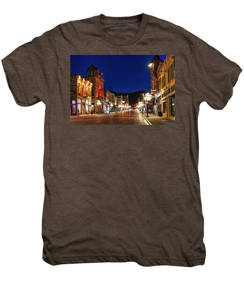 Then And Now Men's Premium T-Shirt