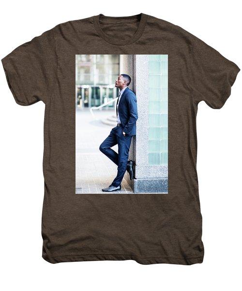 Thinking Outside Men's Premium T-Shirt