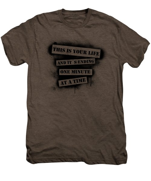 This Is Your Life - Fight Club Men's Premium T-Shirt