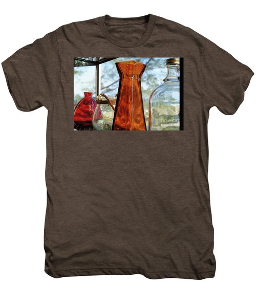 Thru The Looking Glass 1 Men's Premium T-Shirt