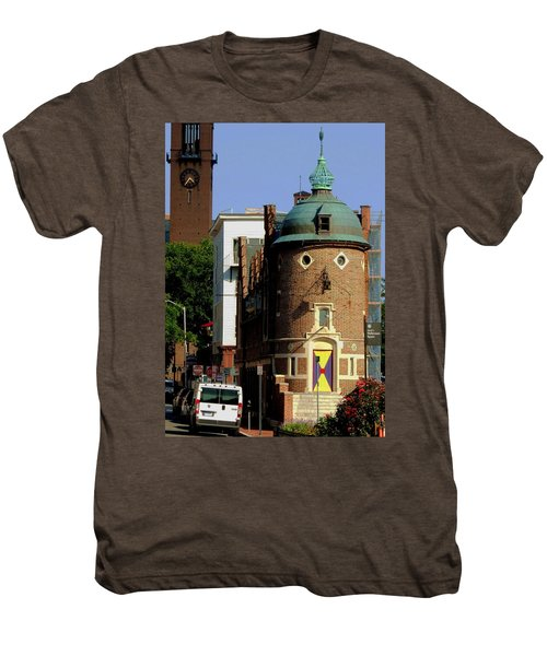 Time To Face The Harvard Lampoon Men's Premium T-Shirt