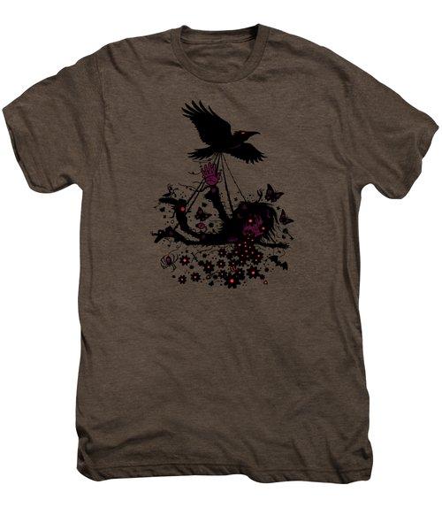 To The Sky Men's Premium T-Shirt by John Schwegel