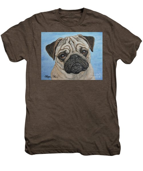 Toby The Pug Men's Premium T-Shirt