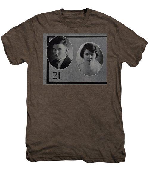 Tom Reitch Men's Premium T-Shirt