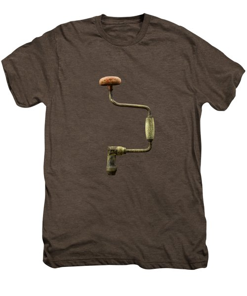 Tools On Wood 58 Men's Premium T-Shirt