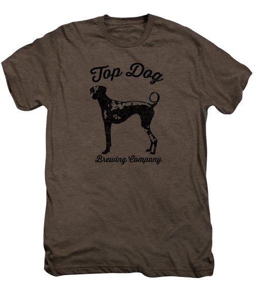 Top Dog Brewing Company Tee Men's Premium T-Shirt