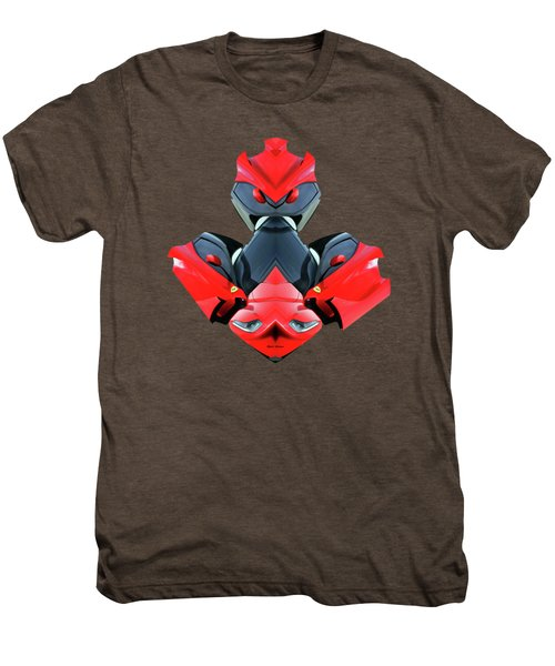 Transformer Car Men's Premium T-Shirt