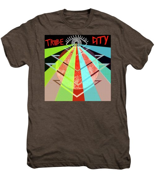 Triiibe City For Bxdizzy419 Men's Premium T-Shirt