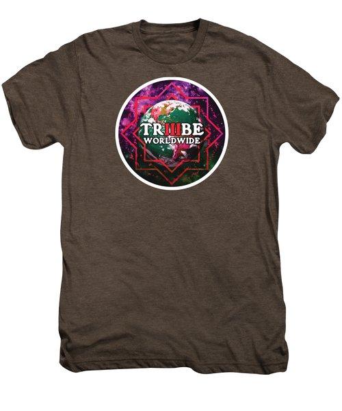 Triiibe Worldwide By Lorcan Men's Premium T-Shirt
