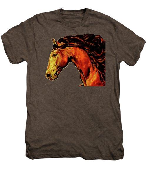 Trojan Men's Premium T-Shirt