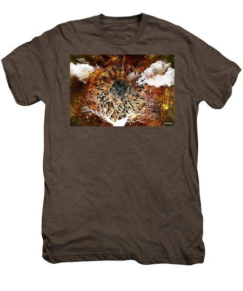 Try Everything Men's Premium T-Shirt by Paulo Zerbato