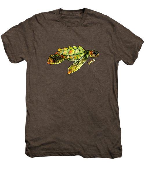 Turtle Talk Men's Premium T-Shirt