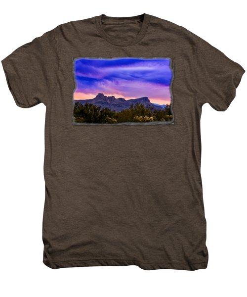 Twin Peaks H30 Men's Premium T-Shirt by Mark Myhaver