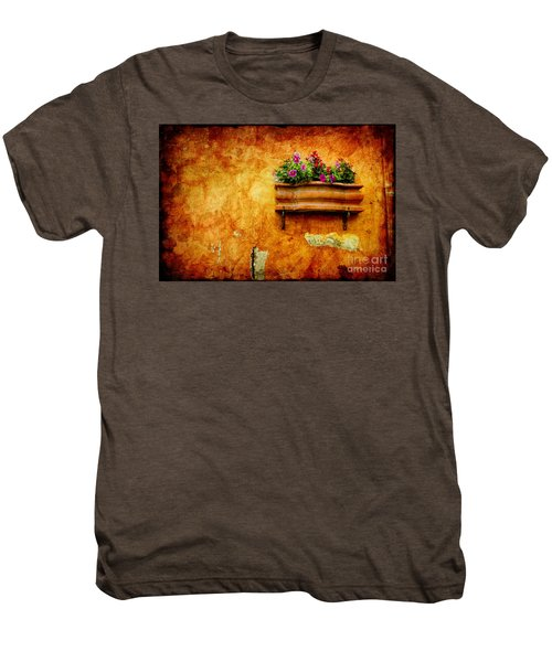 Vase Men's Premium T-Shirt by Silvia Ganora