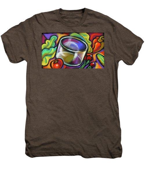 Vegetarian Food Men's Premium T-Shirt