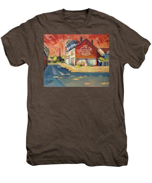 View To Radium Maastricht Men's Premium T-Shirt
